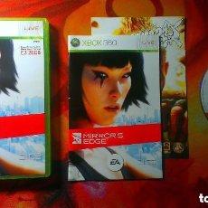 Videojuegos y Consolas: JUEGO XBOX 360 MIRROR'S EDGE. Lote 154572866