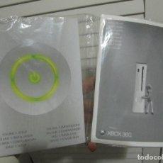 Videojuegos y Consolas: XBOX 360 MANUAL VOLUMEN 1 Y 2. SETUP Y GARANTÍA. Lote 156009394