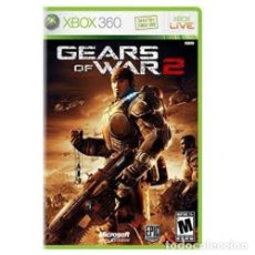 Videojuegos y Consolas: GEARS OF WAR 2 XBOX360. Lote 52575203