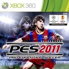 Videojuegos y Consolas: PRO EVOLUTION SOCCER PES 2011 XBOX360. Lote 52575208