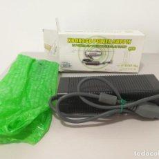 Videojuegos y Consolas: FUENTE DE ALIMENTACIÓN XBOX 360 NUEVA. Lote 156606594