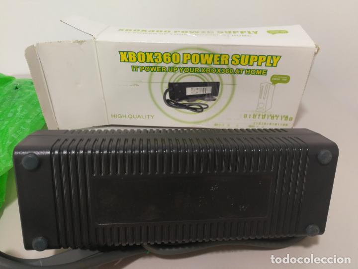 Videojuegos y Consolas: FUENTE DE ALIMENTACIÓN XBOX 360 NUEVA - Foto 4 - 156606594