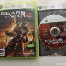 Videojuegos y Consolas: GEARS OF WAR 2 XBOX 360 X360 KREATEN MICROSOFT GOW II. Lote 156648466