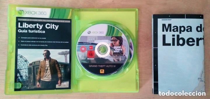 Videojuegos y Consolas: Grand Theft Auto IV / Liberty City / Juego Xbox 360 / PAL / Rockstar 2010 (La edición completa) - Foto 3 - 195524172