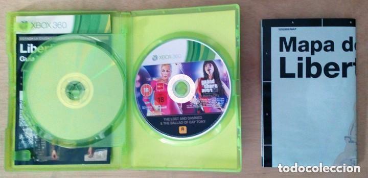 Videojuegos y Consolas: Grand Theft Auto IV / Liberty City / Juego Xbox 360 / PAL / Rockstar 2010 (La edición completa) - Foto 4 - 195524172