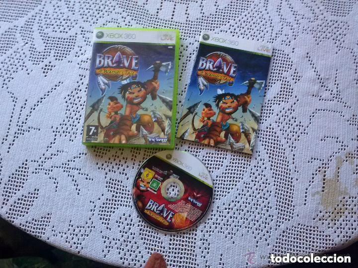 JUEGO XBOX 360 BRAVE A WARRIOR'S TALE (Juguetes - Videojuegos y Consolas - Microsoft - Xbox 360)