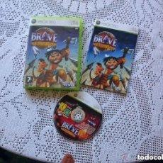 Videojuegos y Consolas: JUEGO XBOX 360 BRAVE A WARRIOR'S TALE. Lote 157989966
