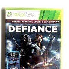 Videojuegos y Consolas: JUEGO XBOX 360 DEFIANCE. Lote 159452558