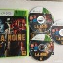 Videojuegos y Consolas: L.A. NOIRE XBOX 360 X360 LA ROCKSTAR KREATEN. Lote 160156966