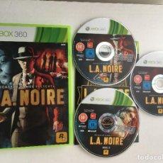 Videojogos e Consolas: L.A. NOIRE XBOX 360 X360 LA ROCKSTAR KREATEN. Lote 160156966
