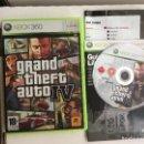 Videojuegos y Consolas: GRAND THEFT AUTO IV GTA 4 XBOX 360 X360 X-360 KREATEN. Lote 160158930