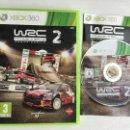 Videojuegos y Consolas: WRC 2 FIA WORLD RALLY CHAMPIONSHIP II XBOX 360 X360 X-360 KREATEN. Lote 160160098