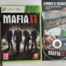 Videojuegos y Consolas: MAFIA II 2 XBOX 360 X360 X-360 KREATEN. Lote 160161766