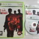 Videojuegos y Consolas: EL PADRINO II THE GODFATHER 2 XBOX 360 X360 X-360 KREATEN. Lote 160167722