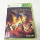 Videojuegos y Consolas: DRAGON'S DOGMA DARK ARISEN. Lote 160468038