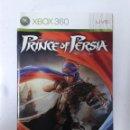Videojuegos y Consolas: PRINCE OF PERSIA (SOLO MANUAL DE INSTRUCCIONES). Lote 160494878