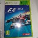 Videojuegos y Consolas: F1 2012 - XBOX 360. Lote 160514766