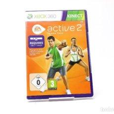 Videojuegos y Consolas: JUEGO XBOX 360 ACTIVE 2. Lote 161605498