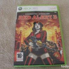 Videojuegos y Consolas: RED ALERT 3 COMMAND & CONQUER XBOX 360. Lote 161882834