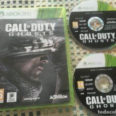 Videojuegos y Consolas: CALL OF DUTY GHOSTS XBOX 360 X360 KREATEN . Lote 161954894