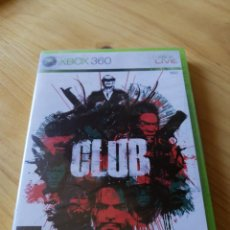 Videojuegos y Consolas: XBOX 360 - THE CLUB - NUEVO. Lote 162612006