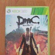 Videojuegos y Consolas: JUEGO XBOX 360 DCM DEVIL MAY CRY. Lote 162655430