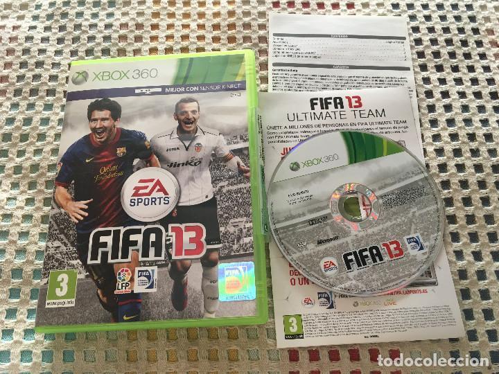 FIFA 13 XBOX 360 X360 KREATEN MICROSOFT (Juguetes - Videojuegos y Consolas - Microsoft - Xbox 360)