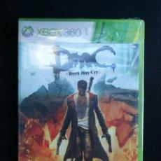 Videojuegos y Consolas: XBOX 360 - DMC DEVIL MAY CRY - NUEVO. Lote 164615106