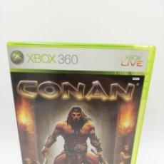 Videojuegos y Consolas: CONAN XBOX 360 . Lote 164722618
