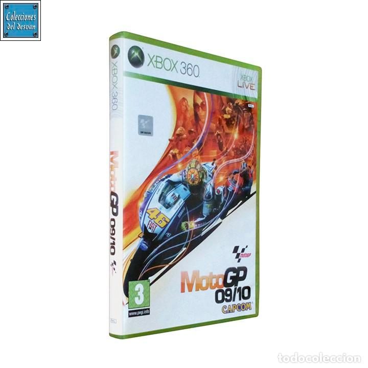 MOTO GP 09 - 10 / JUEGO XBOX 360 / PAL / CAPCOM 2010 (Juguetes - Videojuegos y Consolas - Microsoft - Xbox 360)