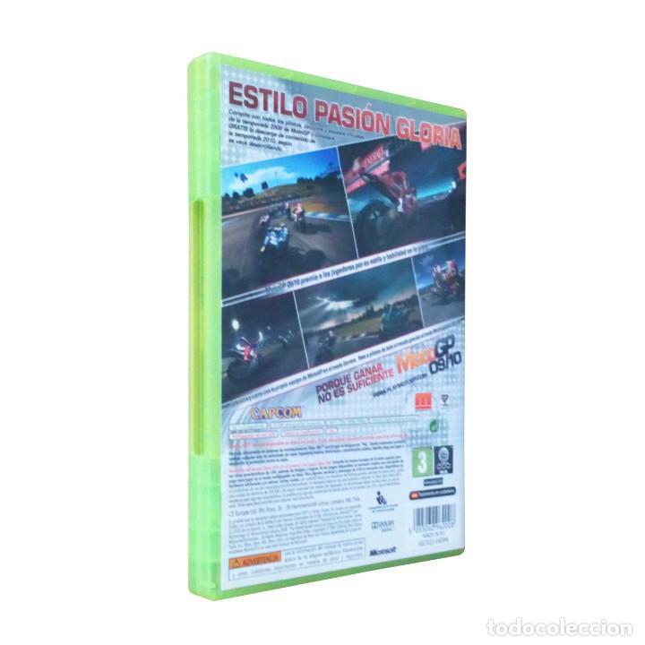 Videojuegos y Consolas: Moto GP 09 - 10 / Juego Xbox 360 / PAL / Capcom 2010 - Foto 2 - 164918098