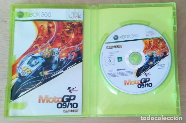 Videojuegos y Consolas: Moto GP 09 - 10 / Juego Xbox 360 / PAL / Capcom 2010 - Foto 3 - 164918098