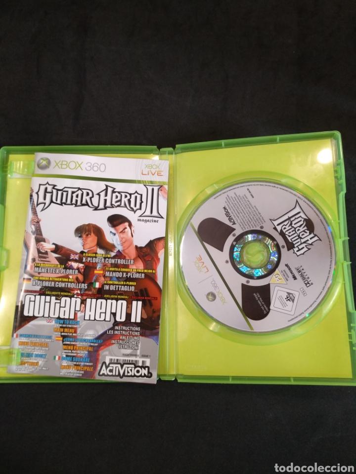 Videojuegos y Consolas: Juego Xbox 360 Guitar Hero II - Foto 2 - 166422448