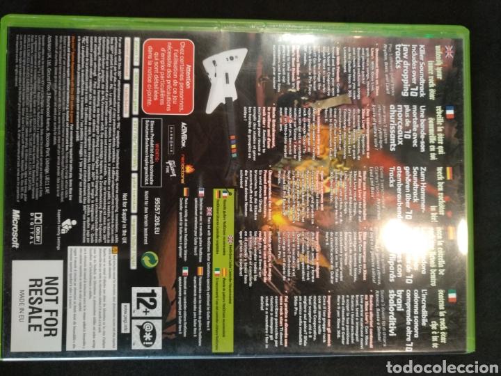 Videojuegos y Consolas: Juego Xbox 360 Guitar Hero II - Foto 3 - 166422448