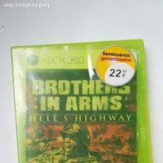 Videojuegos y Consolas: XBOX 360. BROTHERS IN ARMS. Lote 166700642