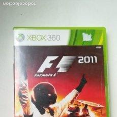 Videojuegos y Consolas: XBOX 360. F1 2011. Lote 166700710