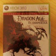 Videojuegos y Consolas: XBOX 360 - DRAGON AGE ORIGINS EL DESPERTAR - PAQUETE DE EXPANSION - NUEVO. Lote 167479444