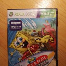 Videojuegos y Consolas: XBOX 360 - SURF & SKATE - VACACIONES - REQUIERE SENSOR KINECT - NUEVO. Lote 167480204