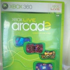 Videojuegos y Consolas: XBOX 360 LIVE ARCADE. Lote 167573620