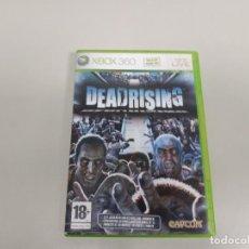 Videojuegos y Consolas: 619-DEAD RISING VERSIÓN ESPAÑOLA XBOX 360 SIN MANUAL . Lote 168667432
