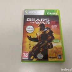 Videojuegos y Consolas: 619- GEAR OF WAR 2 VERSIÓN ESPAÑOLA XBOX 360 CON MANUAL . Lote 168675488