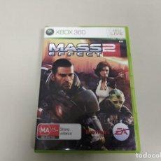 Videojuegos y Consolas: 619- MASS EFFECT 2 VERSIÓN PAL XBOX 360 CON MANUAL . Lote 168678012