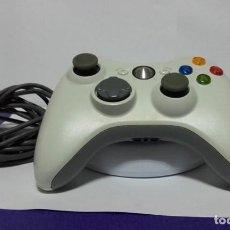 Videojuegos y Consolas: MANDO TIPO XBOX 360 CON CABLE PARA XBOX 360 Y PC CONSOLA MUY BUEN ESTADO. Lote 169278186