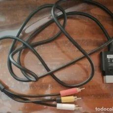 Videojuegos y Consolas: CABLE AV RCA XBOX 360 CABLE AUDIO VÍDEO PARA EUROCONECTOR RCA XBOX 360.. Lote 169834400