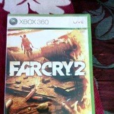 Videojuegos y Consolas: FAR CRY 2 XBOX 360. Lote 170362516