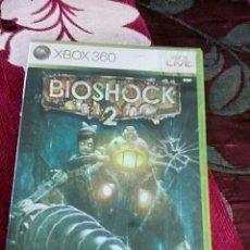 Videojuegos y Consolas: BIOSHOCK 2 XBOX 360. Lote 170362569