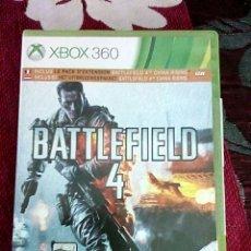 Videojuegos y Consolas: BATTLEFIELD 4 XBOX 360. Lote 170362746