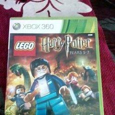 Videojuegos y Consolas: LEGO HARRY POTTER XBOX 360. Lote 170362952