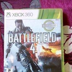 Videojuegos y Consolas: BATTLEFIELD 4 XBOX 360. Lote 170537229