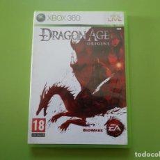 Videojuegos y Consolas: DRAGON AGE ORIGINS XBOX 360. Lote 170659052